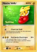 Pikachu *NOËL*
