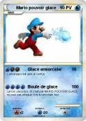 Mario pouvoir
