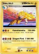 Goku SSJ3 6 500
