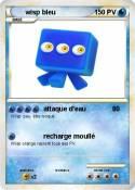 wisp bleu