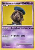 french dog a