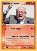 Jean Marie Le