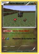 Vache Minecraft