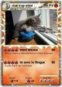 chat trop mimi