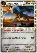 dragon ange