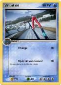 Virtual ski