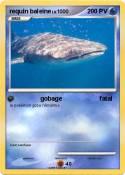 Pok mon requin baleine et tigre bouf ma carte pok mon - Pokemon baleine ...