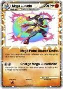 Mega Lucario