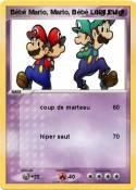 Bébé Mario,