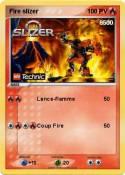 Fire slizer