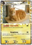 Garfield X