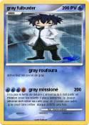 gray fulbuster