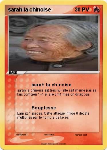 Carte pokemon chinoise - Mypokecard com ...