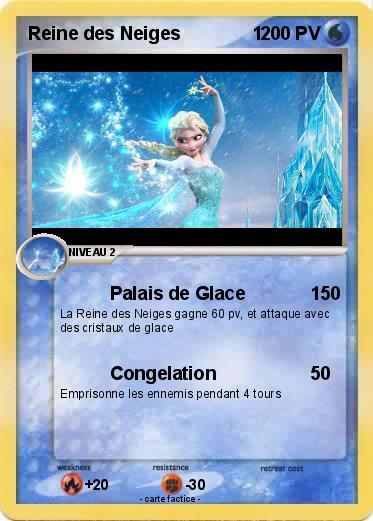 Pok mon reine des neiges 1 1 1 palais de glace ma - Palais de glace reine des neiges ...