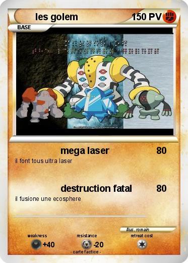 Mega Golem Pokemon Images   Pokemon Images