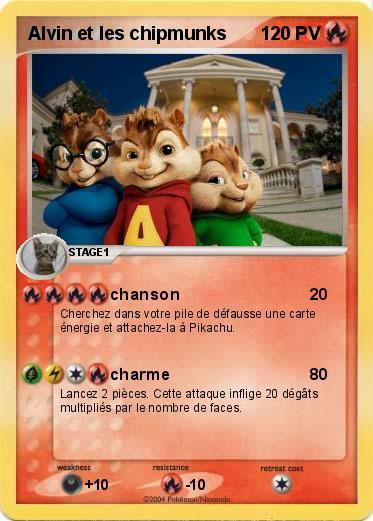 Pokémon Alvin Et Les Chipmunks 8 8
