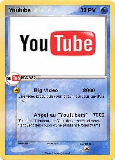 Youtube carte pokemon - Mypokecard com ...