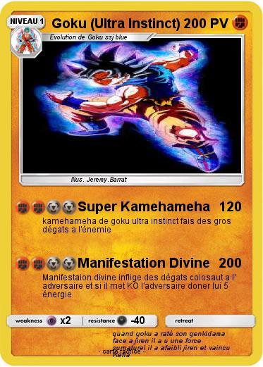 Pokemon Goku Ultra Instinct 14