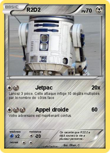 Pokemon R2D2