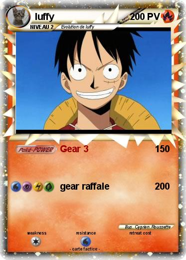 Pokemon luffy