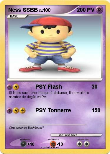 Pokemon Ness SSBB