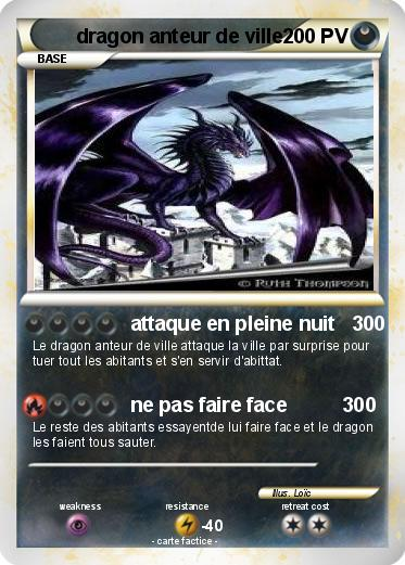Pokemon dragon anteur de ville
