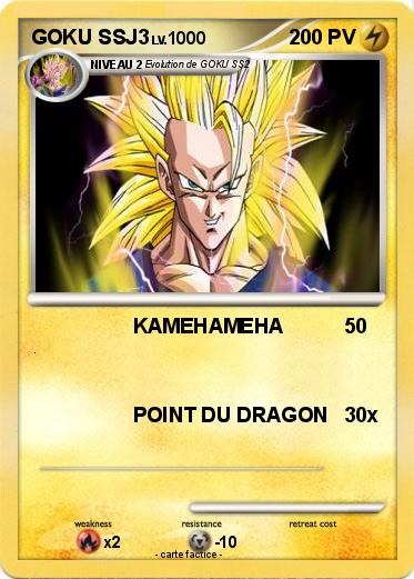 Pokemon GOKU SSJ3