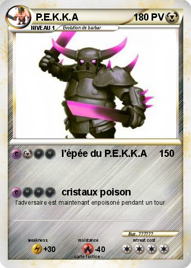 Pokemon P.E.K.K.A