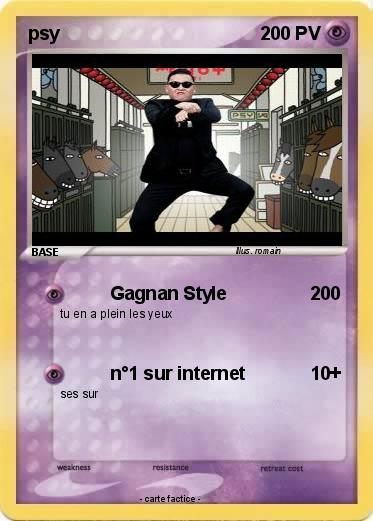 Pokemon psy