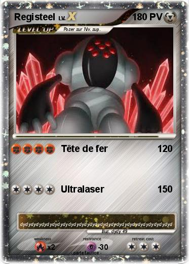 Pokemon Registeel