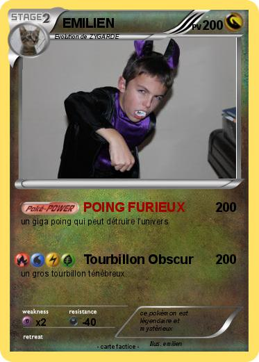 Pokemon EMILIEN