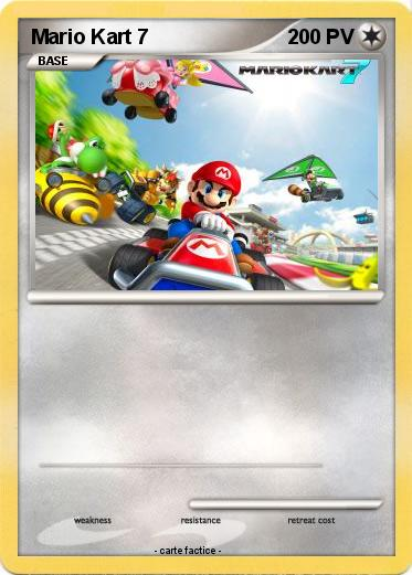 Pokemon Mario Kart 7