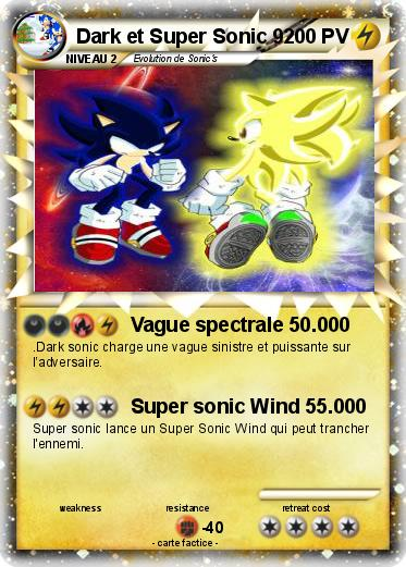 Pokemon Dark et Super Sonic 9