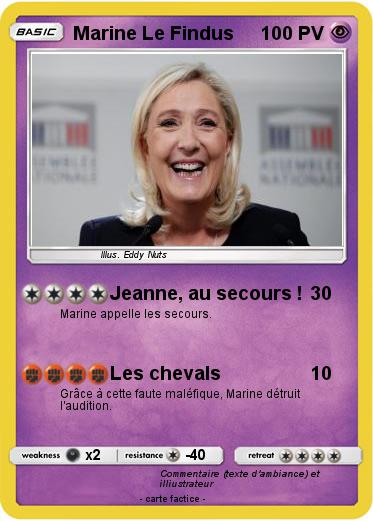 Pokemon Marine Le Findus