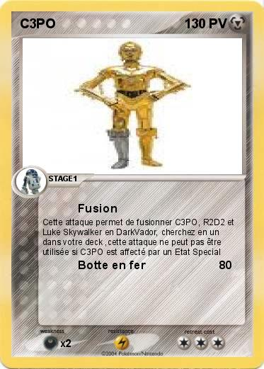 Pokemon C3PO