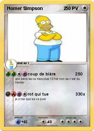 Pokemon Homer Simpson                2