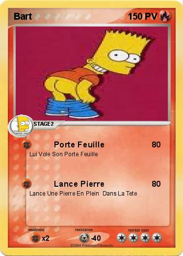 Pokemon Bart