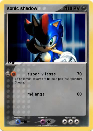 Pokemon sonic shadow