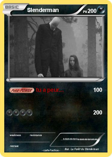 Pokemon Slenderman