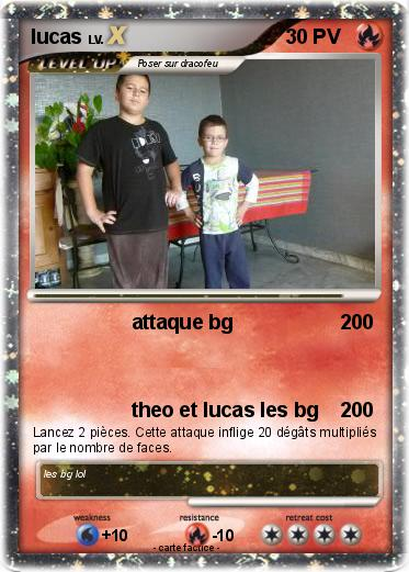 Pokemon lucas