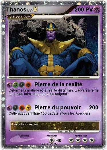 Pokemon Thanos