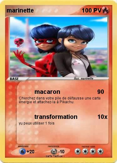 Pokemon marinette