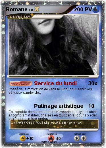 Pokemon Romane