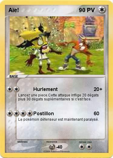 Pokemon Aïe!