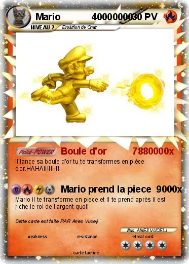 Pokemon Mario            40000000