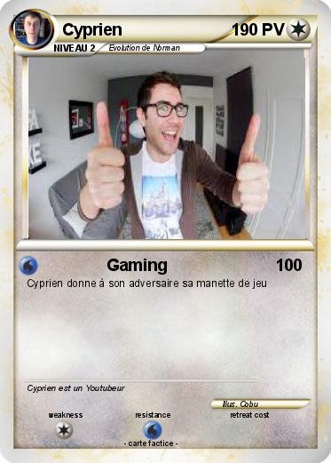 Pokemon Cyprien