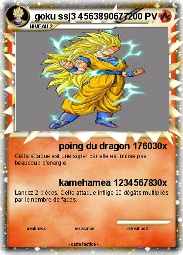 Pokemon goku ssj3 4563890677