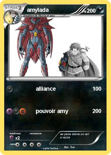 Pokemon amylada