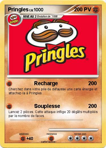 Pokemon Pringles