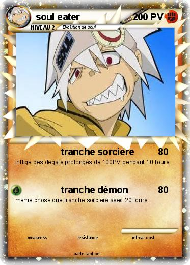 Pokemon soul eater